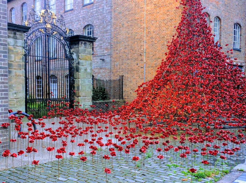 Weeping window and gate