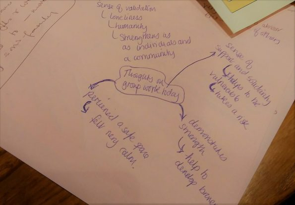 Recording thoughts from the MinD workshop
